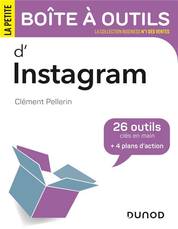 La petite boîte à outils d'Instagram