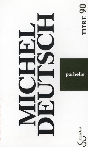 Parhélie