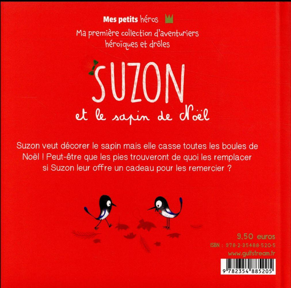 Suzon et le sapin de Noël