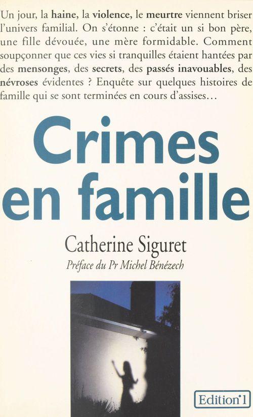 Crime en famille