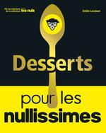 Vente Livre Numérique : Desserts pour les Nullissimes  - Emilie LARAISON