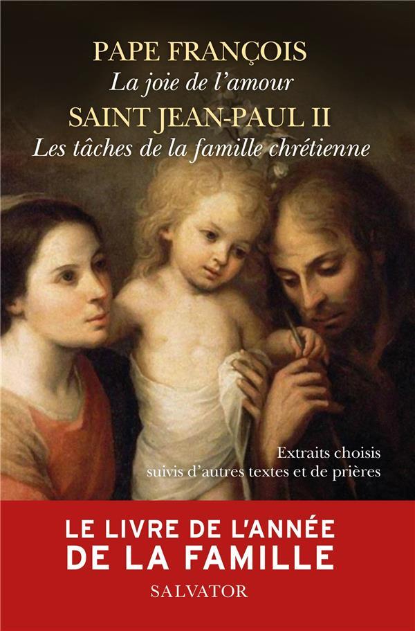 Le livre de l'année de la famille ; extraits choisis suivis d'autres textes et de prières