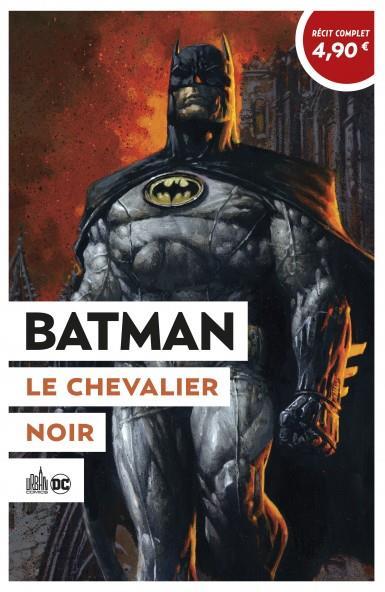 Batman ; le chevalier noir