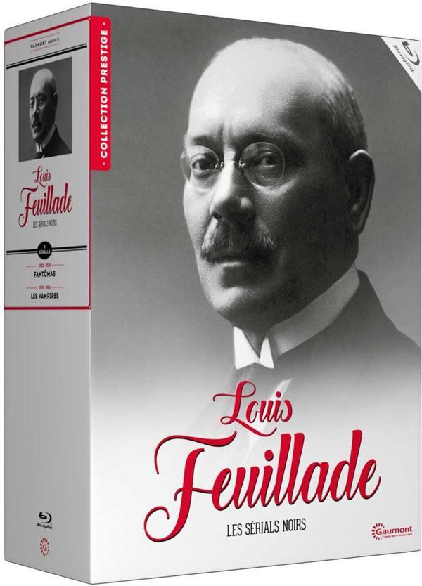 Coffret Louis Feuillade – les Sérials noirs (Fantomas & Les Vampires)