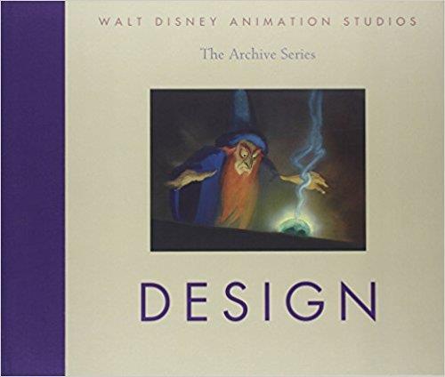 Walt Disney studios animation design