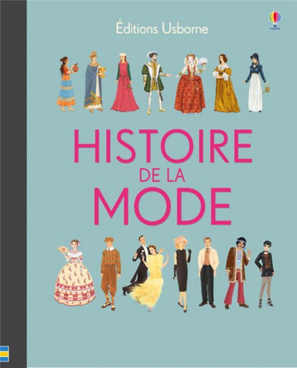 l'histoire de la mode