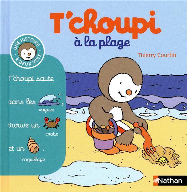 T'Choupi A La Plage