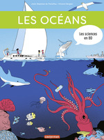 Vente Livre Numérique : Les sciences en BD - Les Océans  - Jean-Baptiste De Panafieu