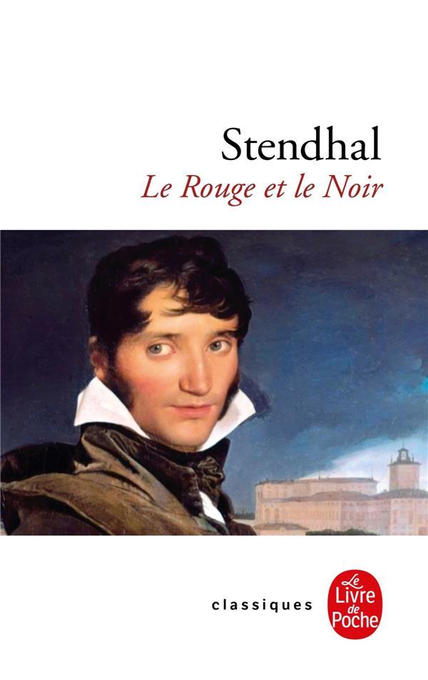 6. Stendhal, Le rouge et le noir