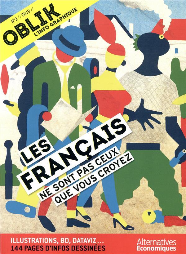 Oblik n.2 ; les francais ne sont pas ceux que vous croyez