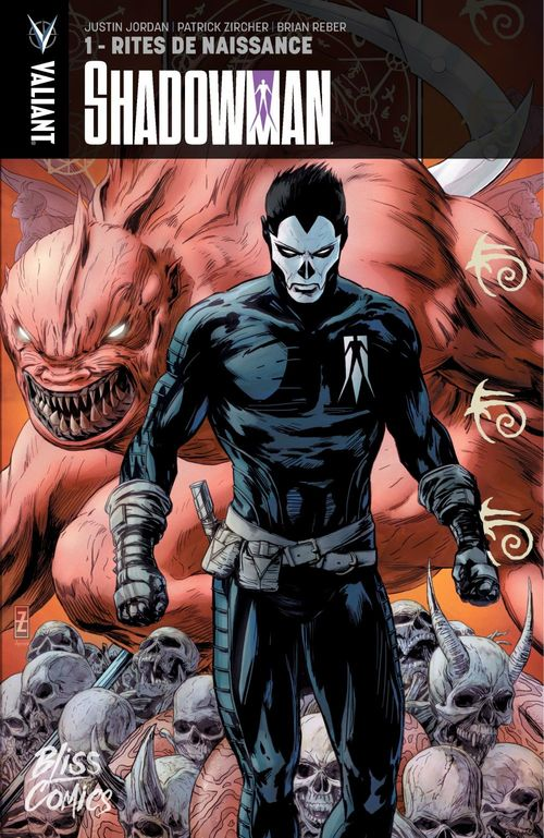 Shadowman - Tome 1 - Rites de naissance