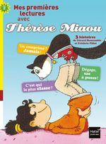 Vente Livre Numérique : Moi, Thérèse Miaou - compilation de 2 histoires de Thérèse Miaou CP/CE1 6/7 ans  - Gérard Moncomble