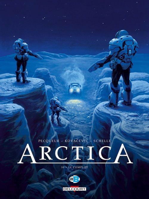 Arctica T10  - Daniel Pecqueur