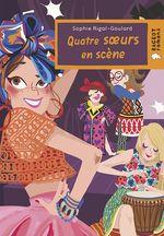 Vente Livre Numérique : Quatre soeurs en scène  - Sophie Rigal-Goulard