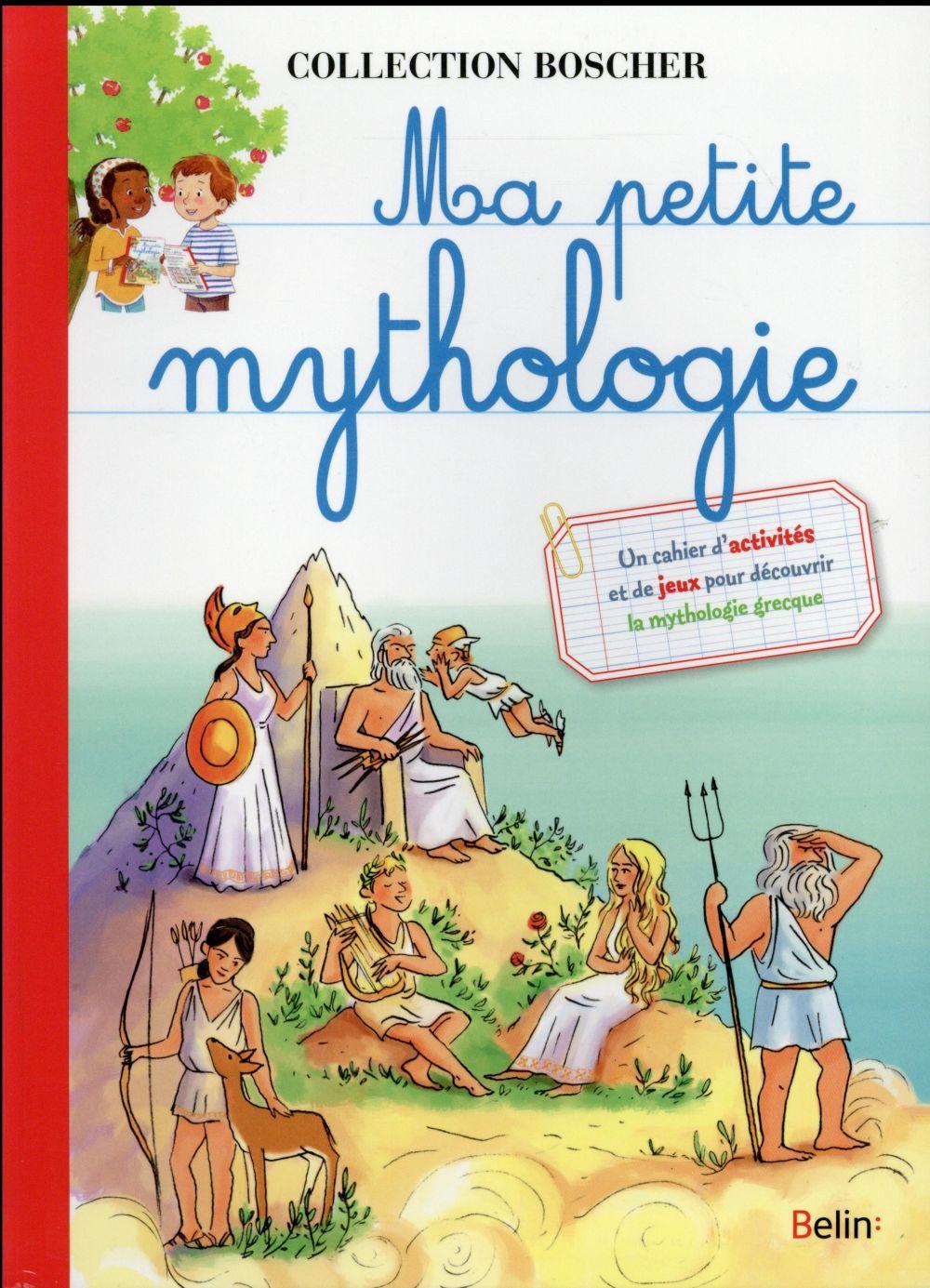 BOSCHER ; ma petite mythologie