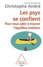 Vente EBooks : Les Psys se confient  - Christophe Andre