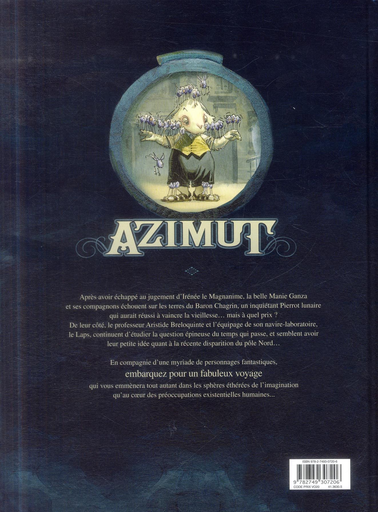 Azimut t.2 ; que la belle meure