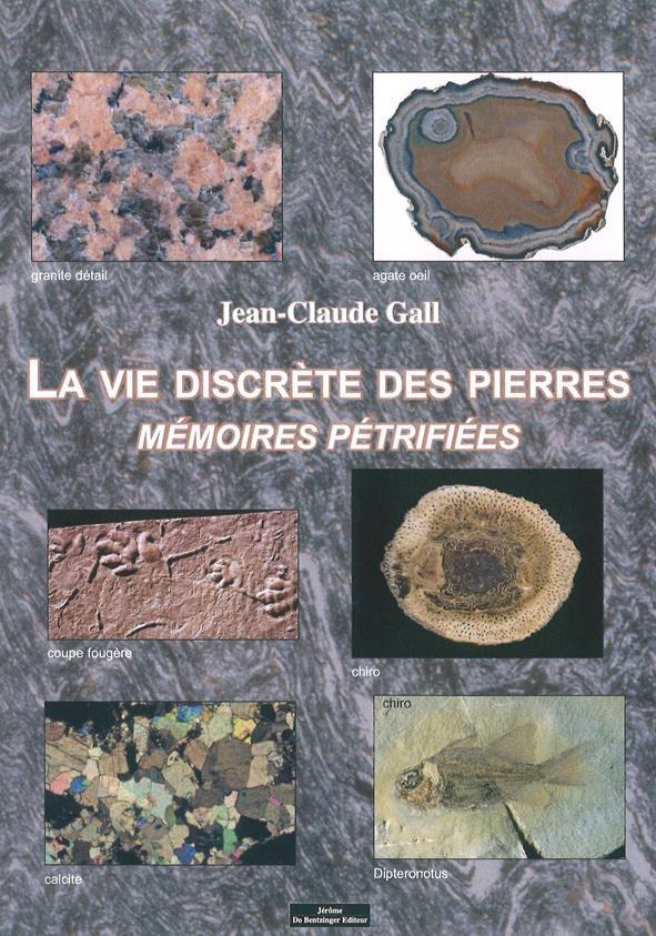 La vie discrète des pierres ; mémoires pétrifiées