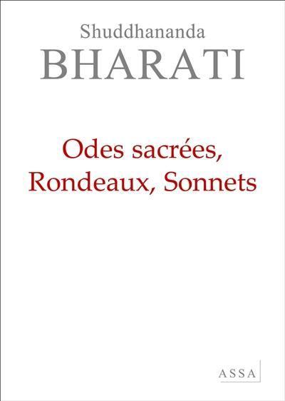 Odes sacrées, rondeaux, sonnets