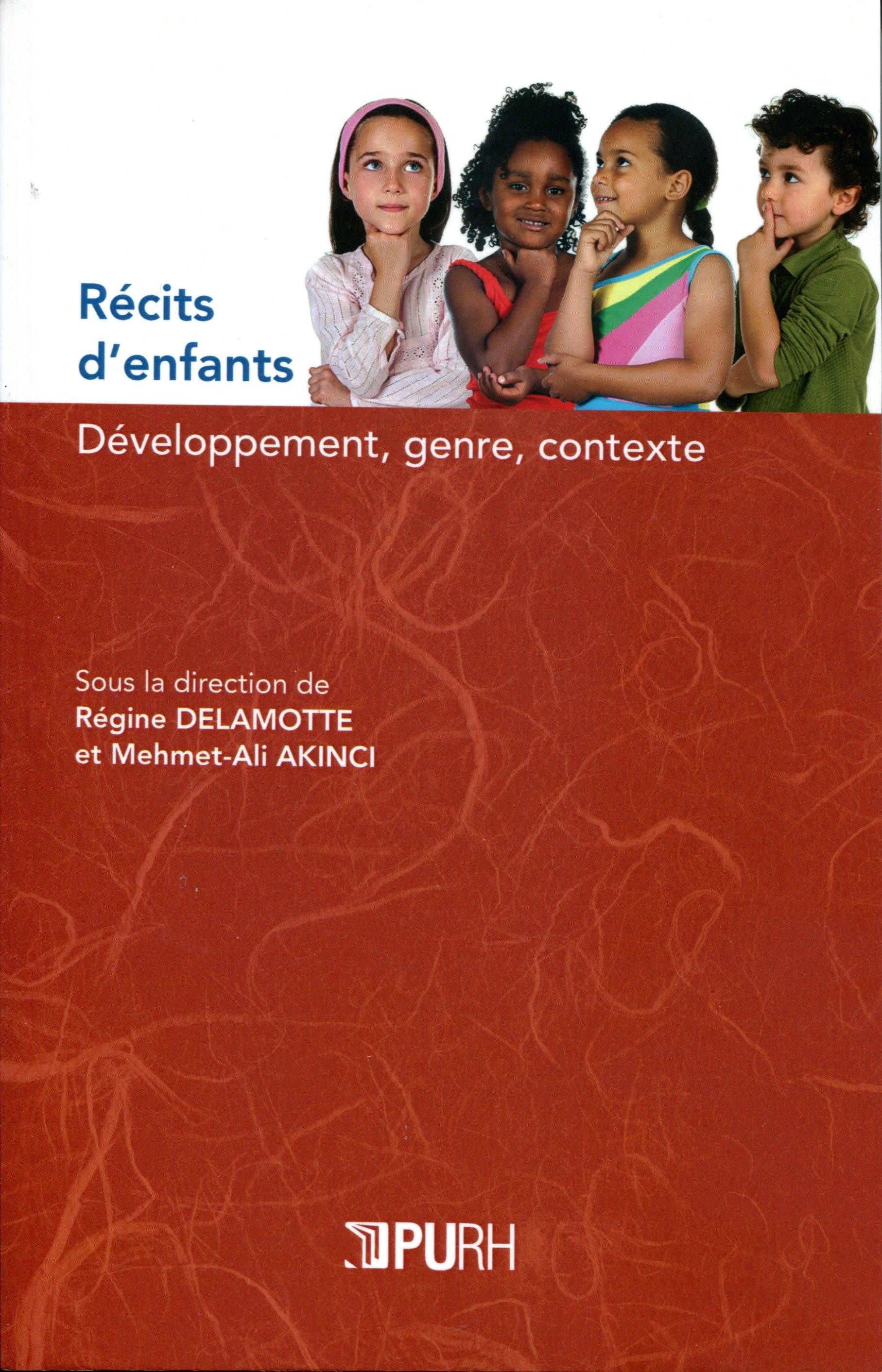 Recits d'enfants - developpement, genre, contexte