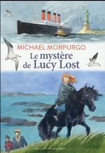 Couverture de Le mystère de lucy lost
