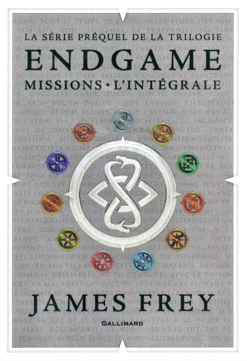 Endgame - missions ; INTEGRALE