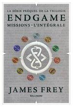 Vente EBooks : Endgame : Missions - L'Intégrale  - James Frey