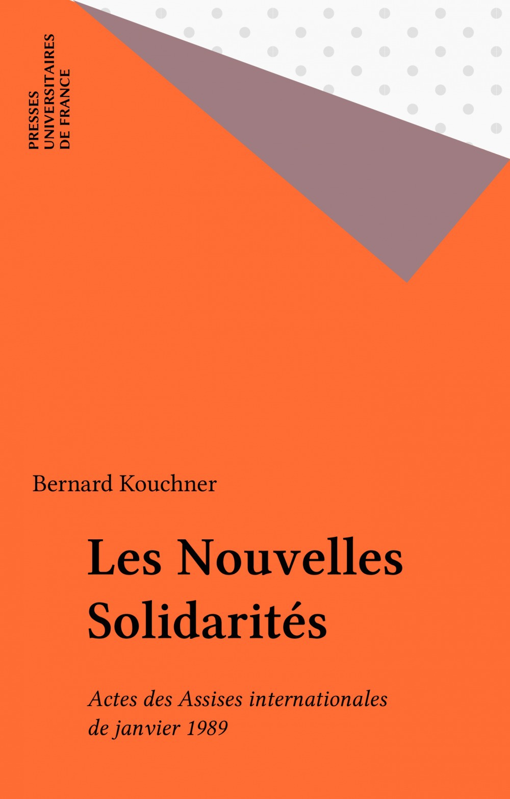 Les nouvelles solidarites