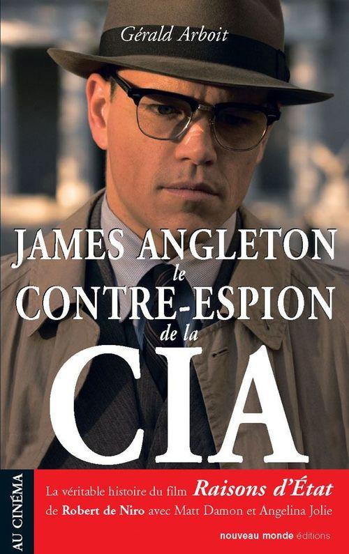 James angleton, le contre-espion de la CIA