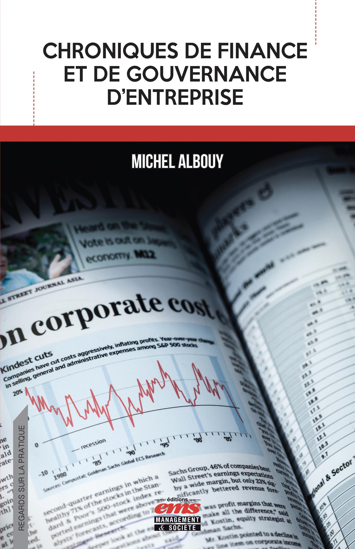 Chroniques de finance et de gouvernance d'entreprise