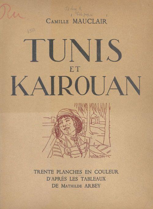 Tunis et Kairouan