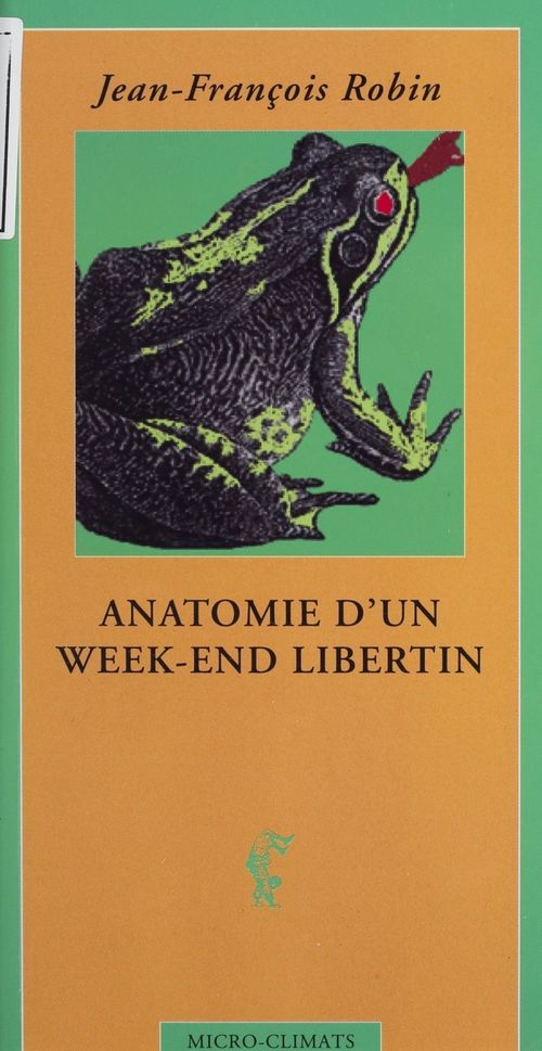 Anatomie d'un week-end libertin