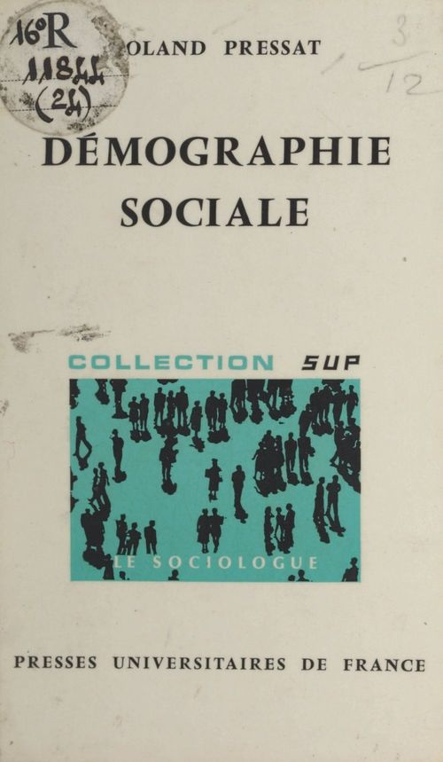 Démographie sociale