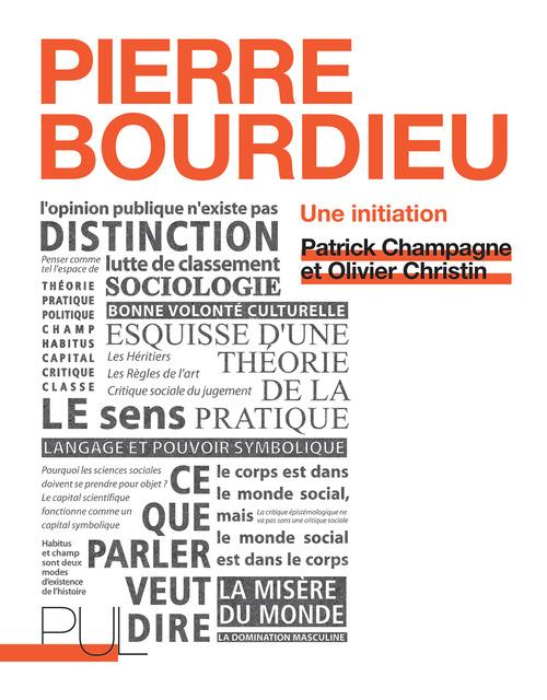 Pierre bourdieu - une initiation