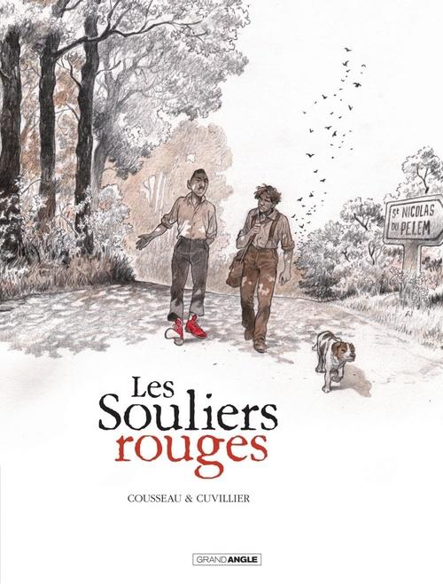 Les souliers rouges - Intégrale  - Cousseau  - Gerard Cousseau  - Damien Cuvillier