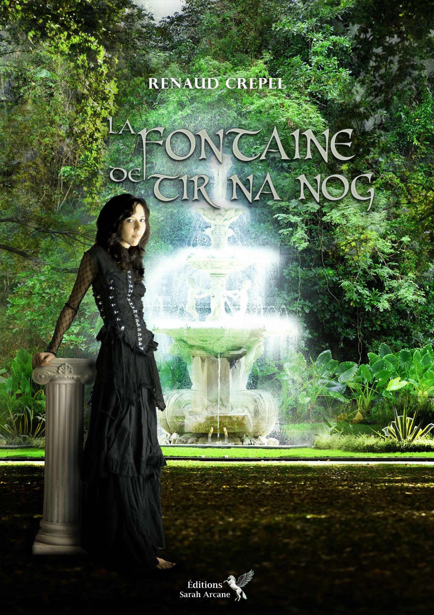 La fontaine de Tir Na Nog