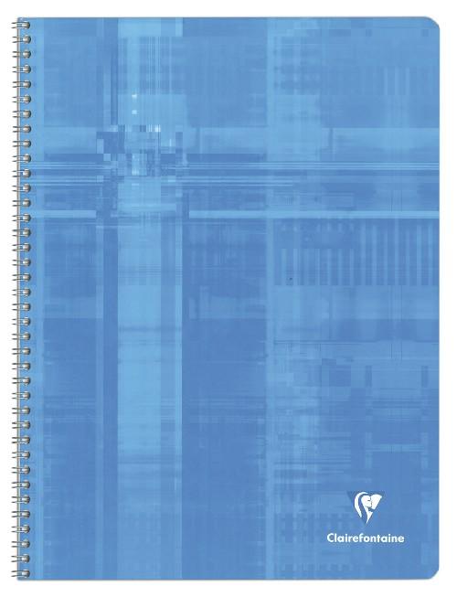 Cahier reliure intégrale 24x32 100p Q.5x5