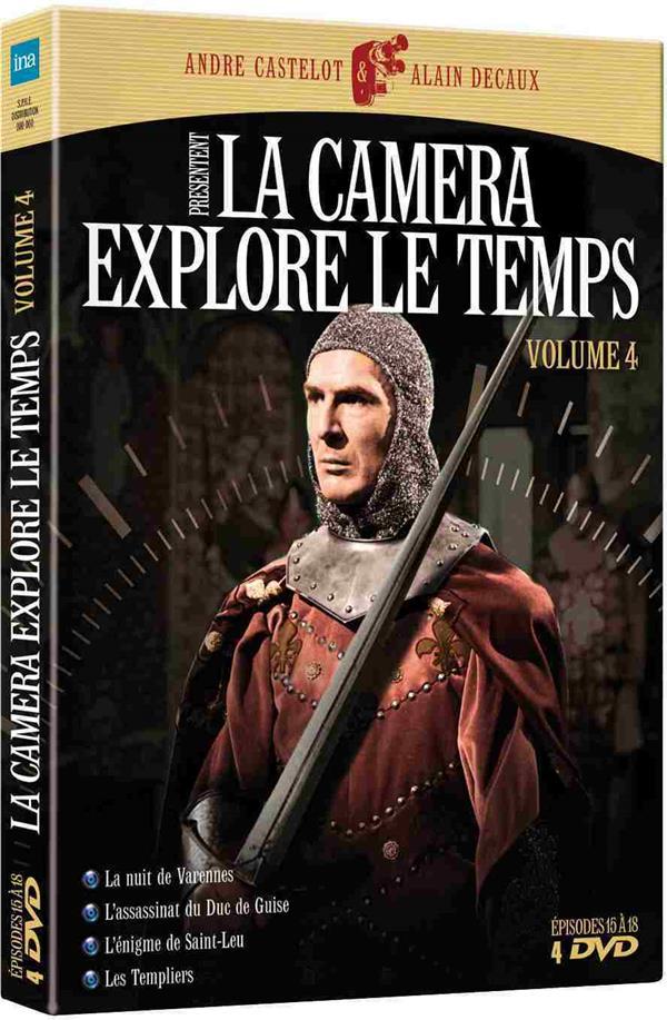 La Caméra explore le temps - Volume 4