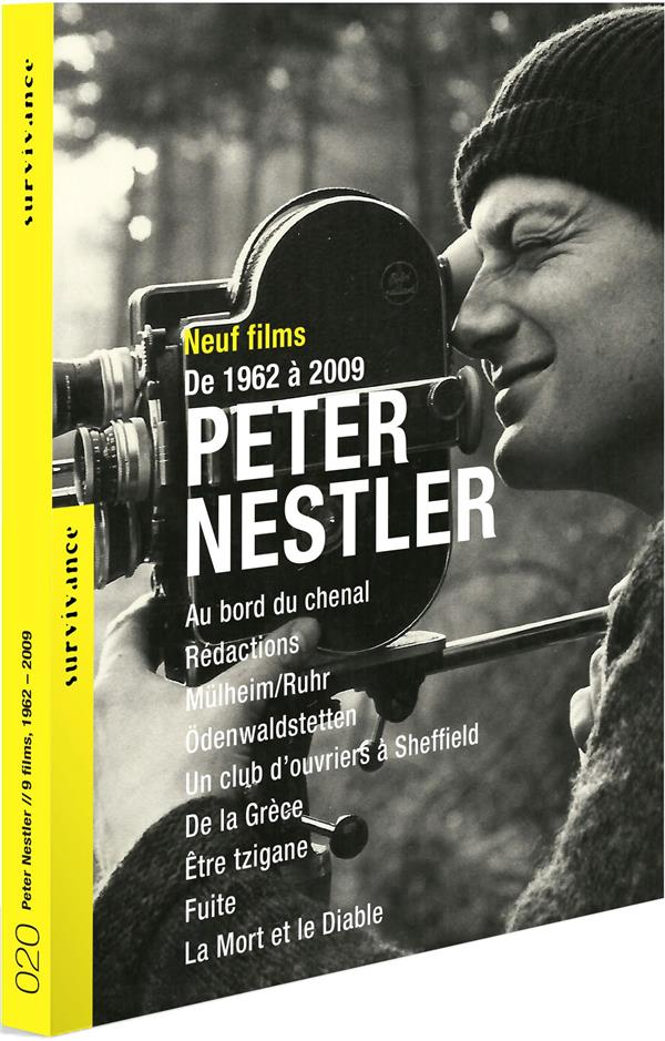 coffret Peter Nestler 9 films, 1962 - 2009