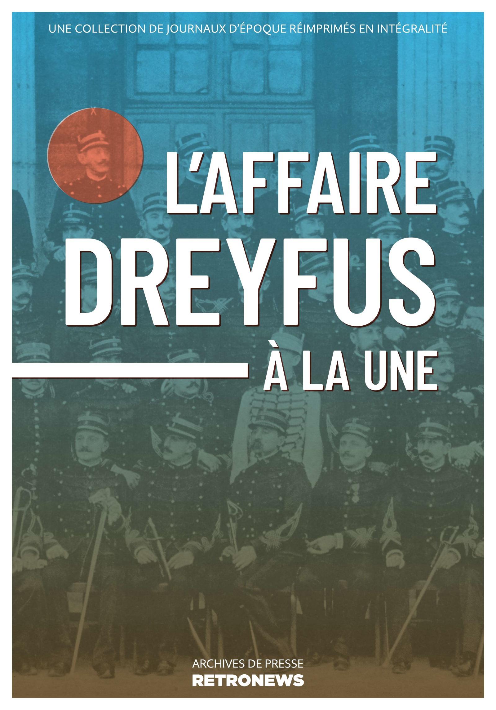 L'Affaire Dreyfus à la une