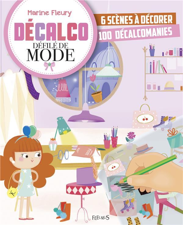 DECALCO ; défile de mode
