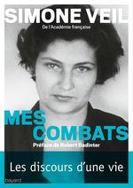 Vente EBooks : Mes combats  - Simone Veil