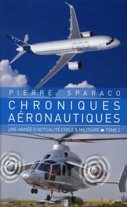 Chroniques aéronautiques t.2