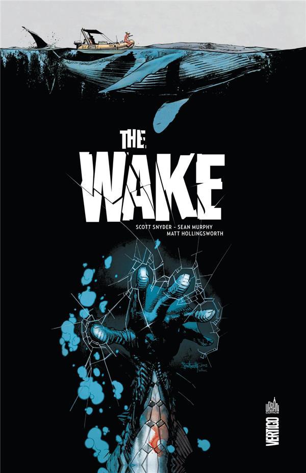 THE WAKE - TOME 0 Murphy Sean Gordon