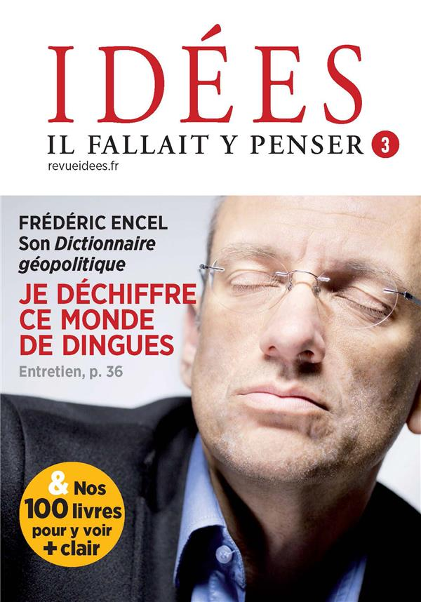 Revue idees ; mettre vos idees a jour