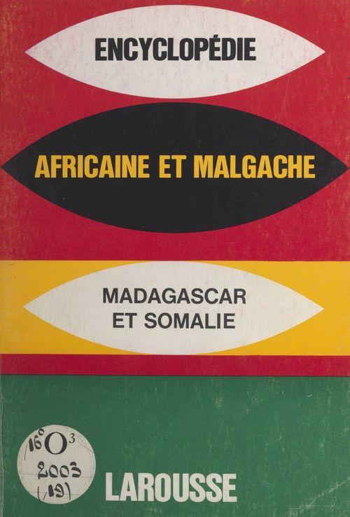 Madagascar et Somalie