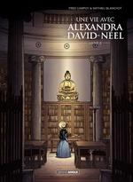Vente Livre Numérique : Une vie avec Alexandra David-Néel T.2  - Fred Campoy