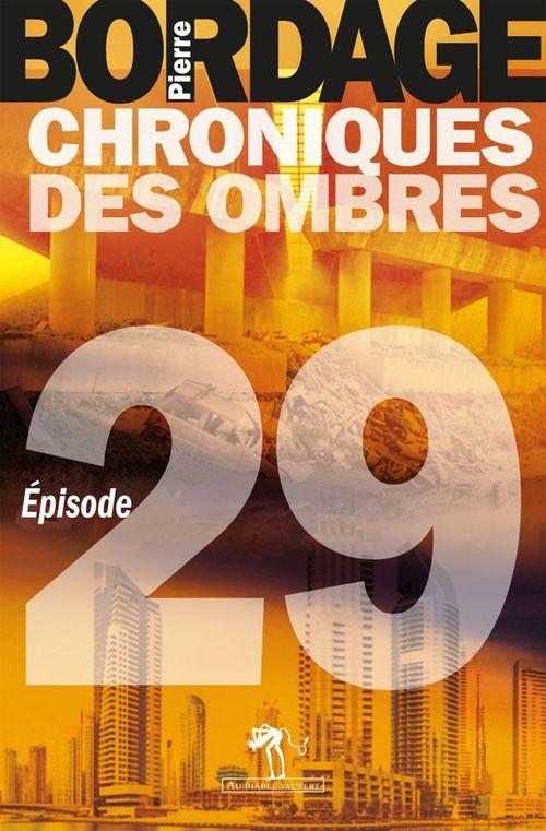 Chroniques des ombres t.29