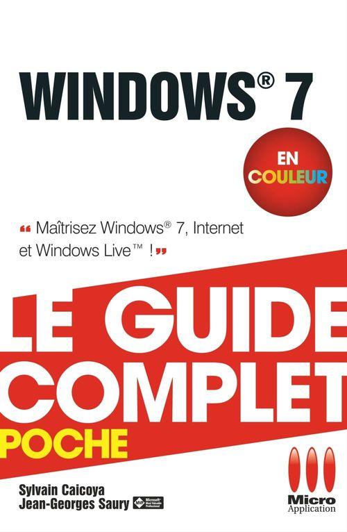 Windows 7 - version poche en couleurs