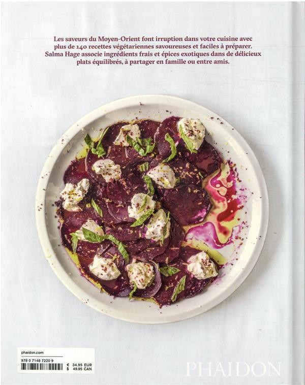 La cuisine végétarienne du Moyen-Orient